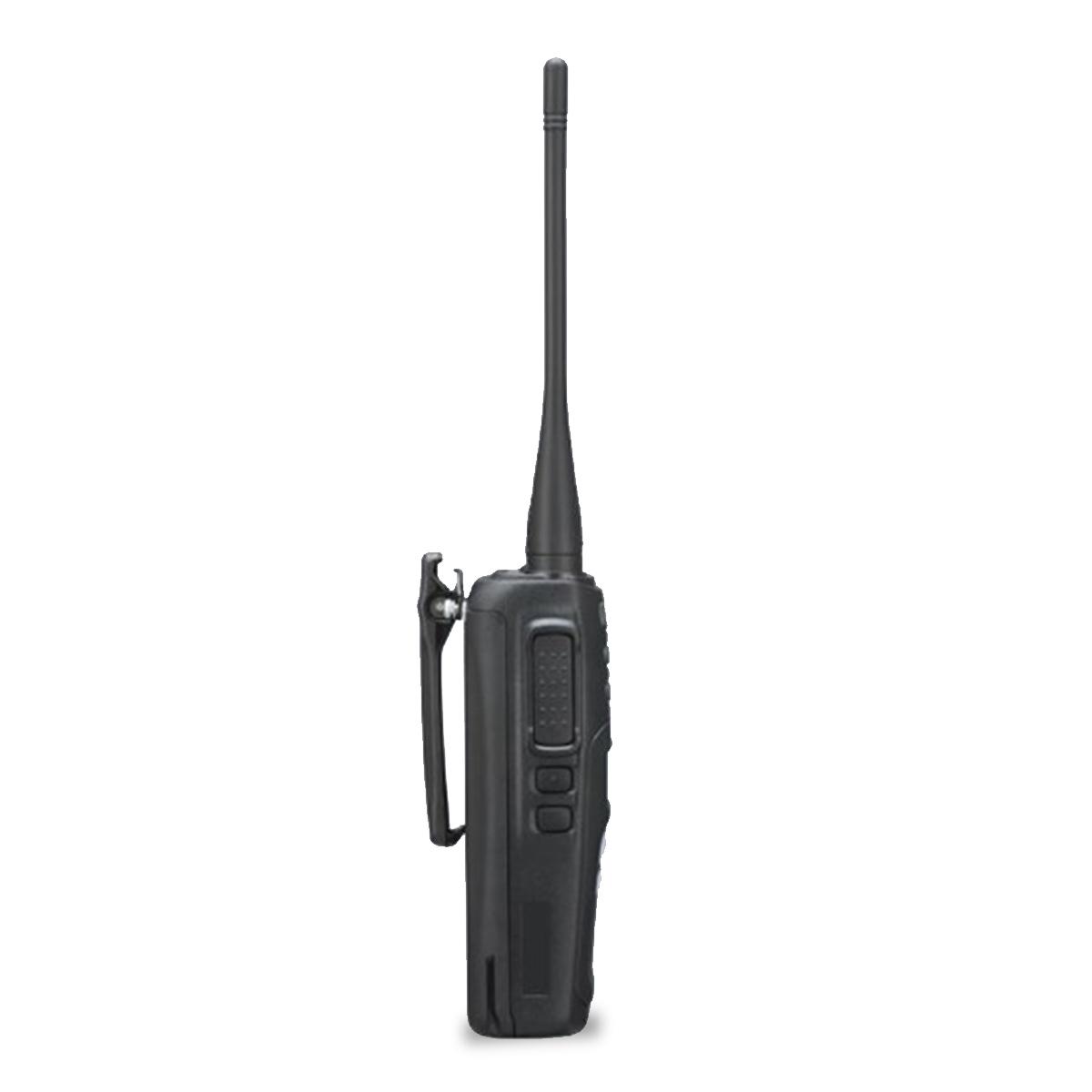Radio KENWOOD NX-1300 Digital UHF 450-520 MHz con pantalla y teclado limitado