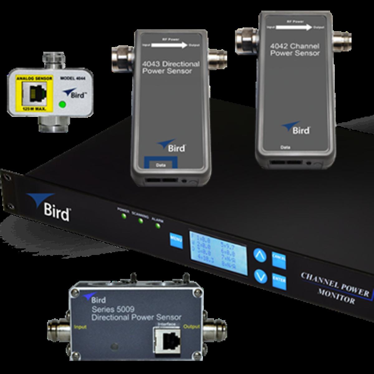 Sistema de monitoreo de potencia del canal SERIE CPM Mod-3141 Serie-CPM-Mod-3141