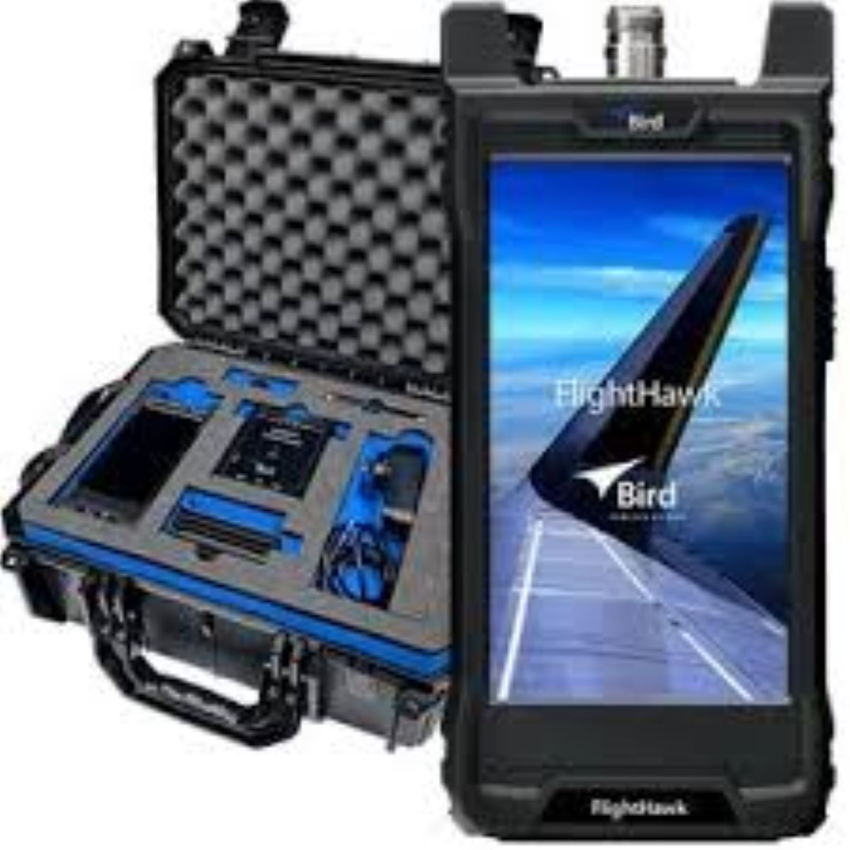 Analizador de cables y antenas RF aeronautico Bird FlighHawk FH-AV-KIT 1 MHz 6 GHz