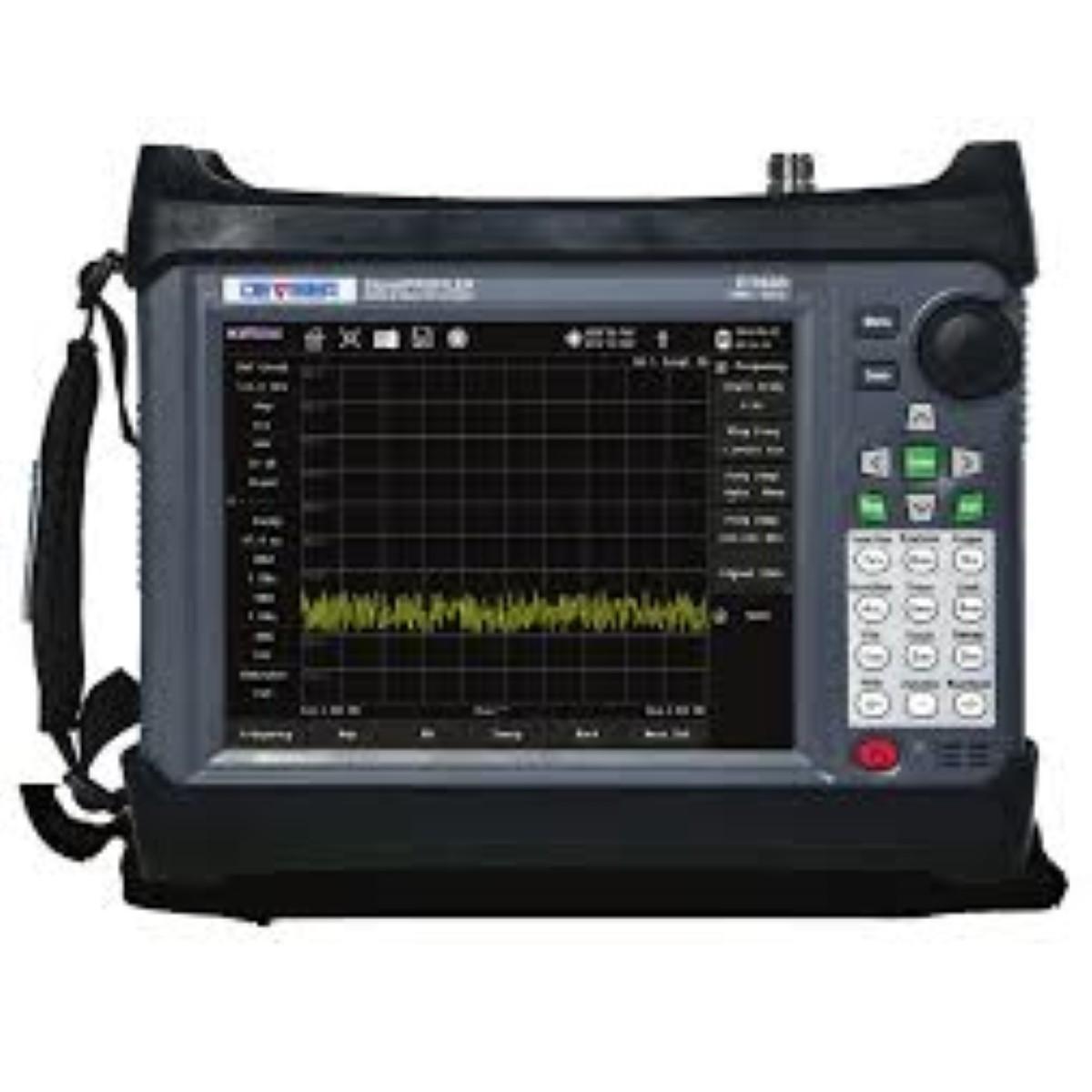 Analizador de Celda para cables antenas y espectro DEVISER E7000B-SA   1 MHz a 4 GHz