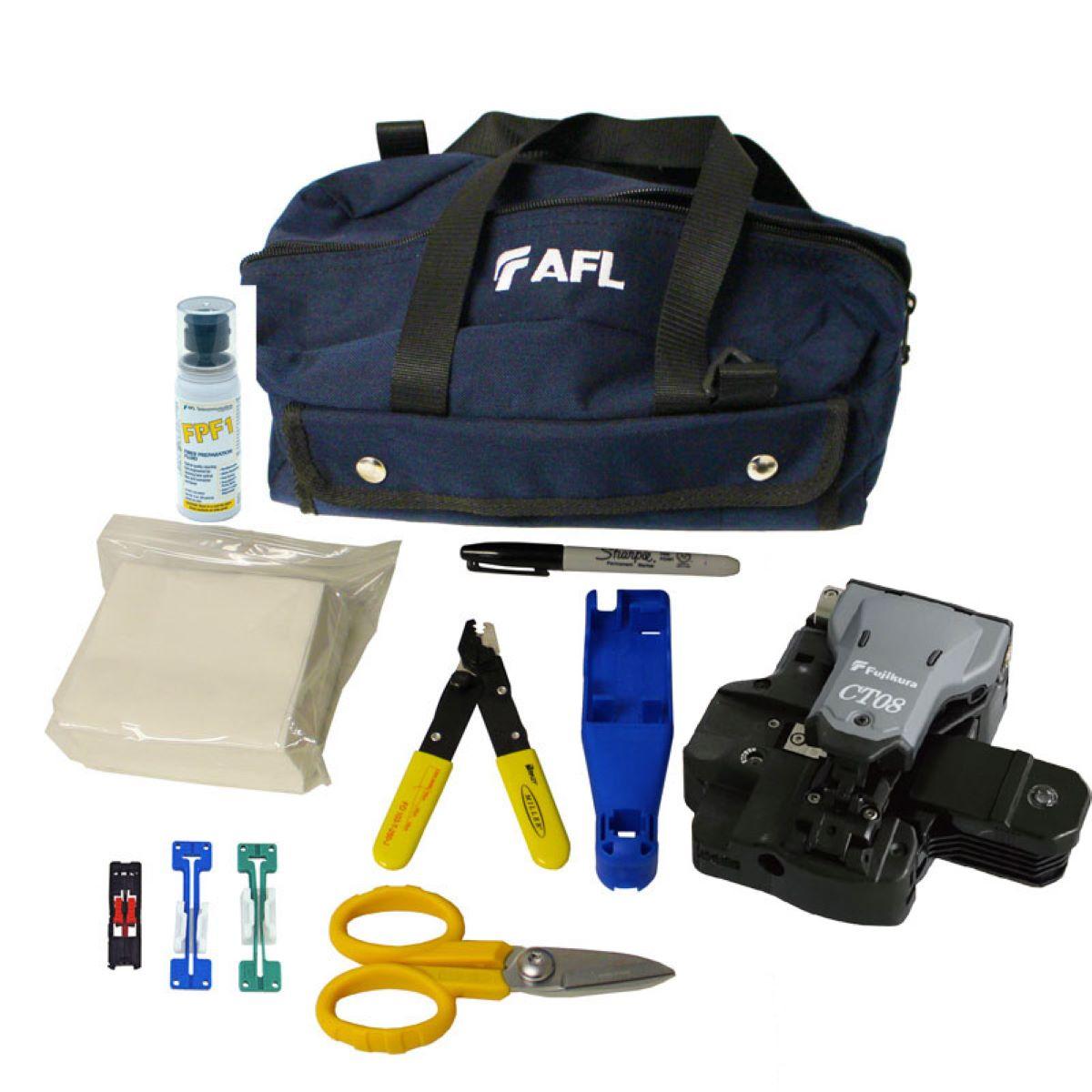 kit de herramientas AFL FASTConnect CS001201 empalme mecanico