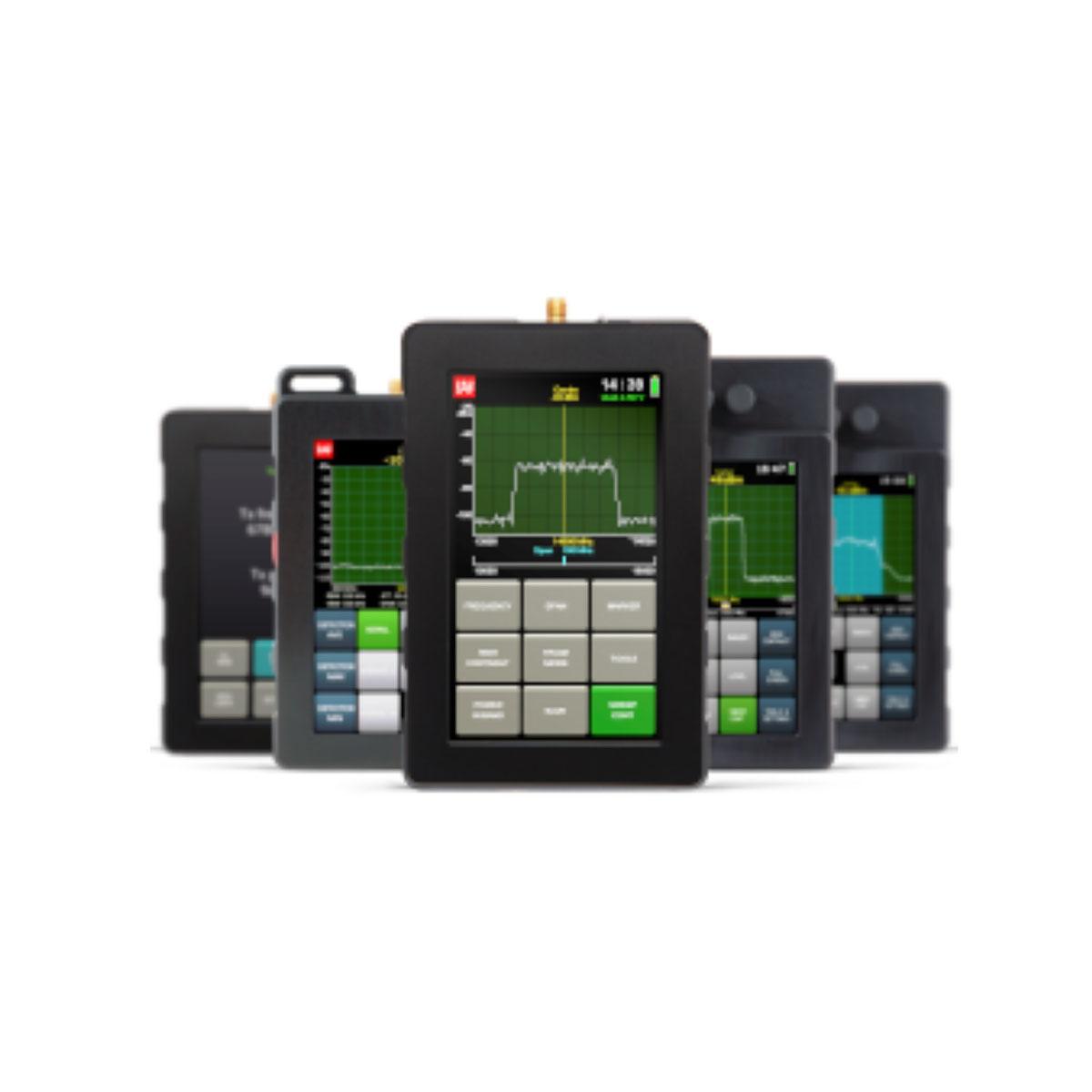 Analizador de Espectro RF SAF 300Mhz a 87Ghz SAF-SA-compact