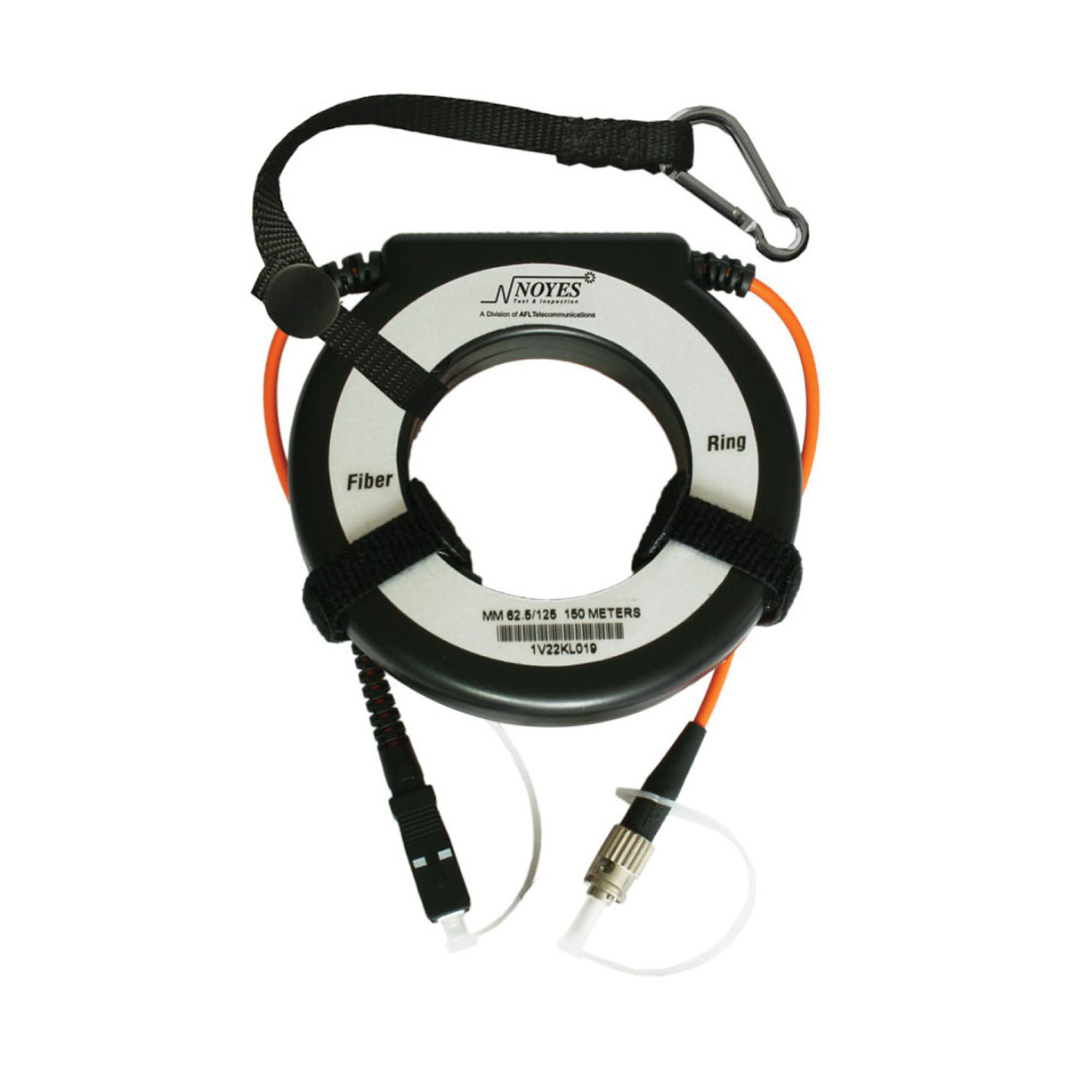 Bobina de fibra óptica MM AFL para OTDR FR1-M5-150-x1-x2