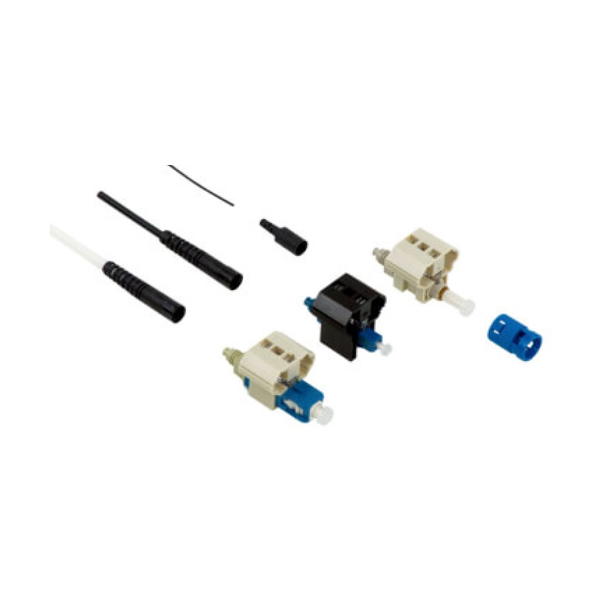 Conectores mecánicos de Fibra Óptica AFL FASTConnect 6GK1900-1 FastConnects-6GK1900-1