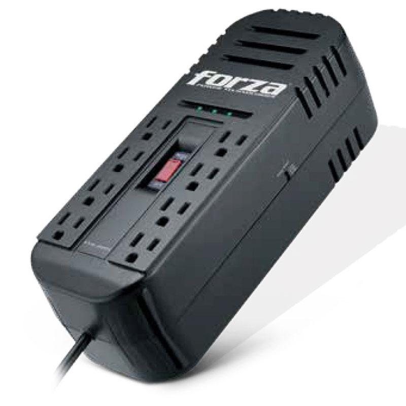 Regulador de Voltaje Forza FVR-2201 2200VA / 1100W