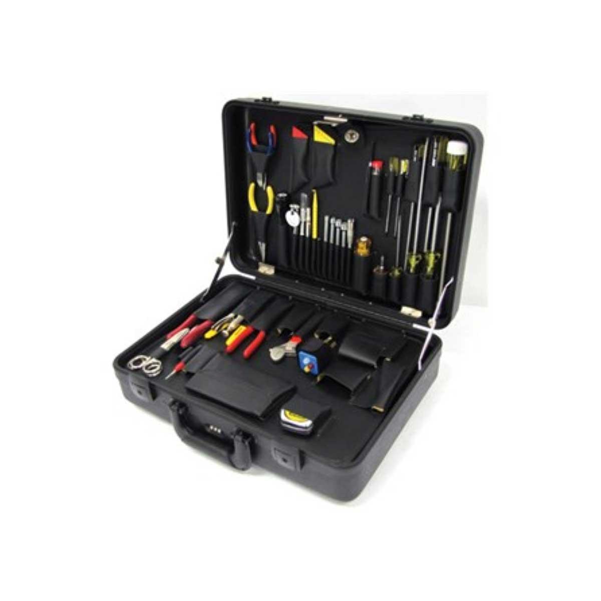 Kit de herramientas con equipo de prueba NGST-2100LM LAN