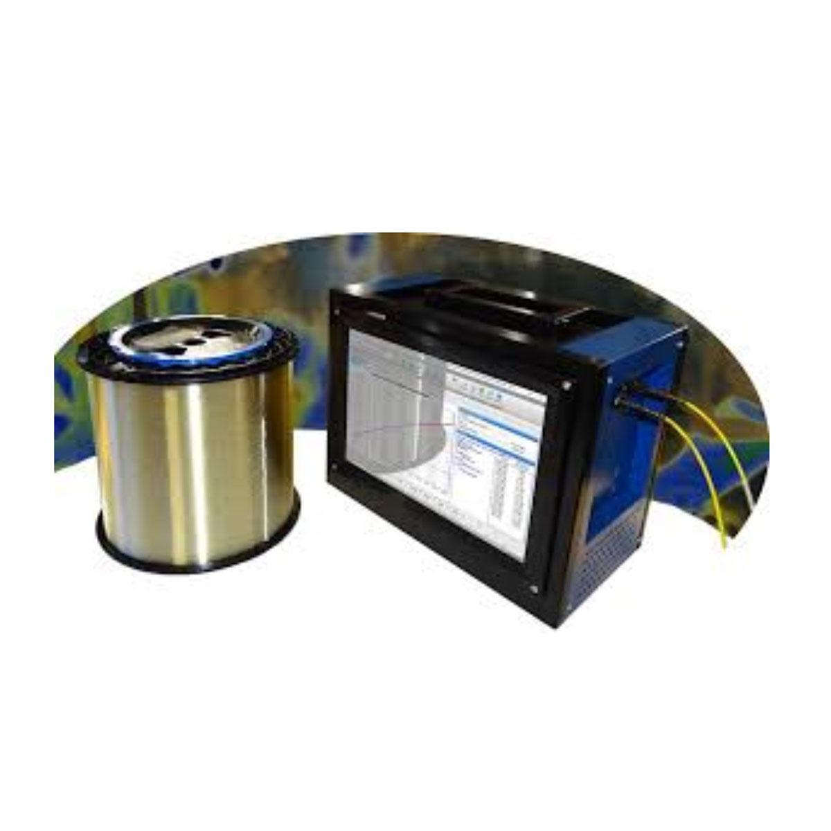 Medicion de Dispersión Cromatica de fibra óptica PE Fiberoptics FP5000 FP-5000