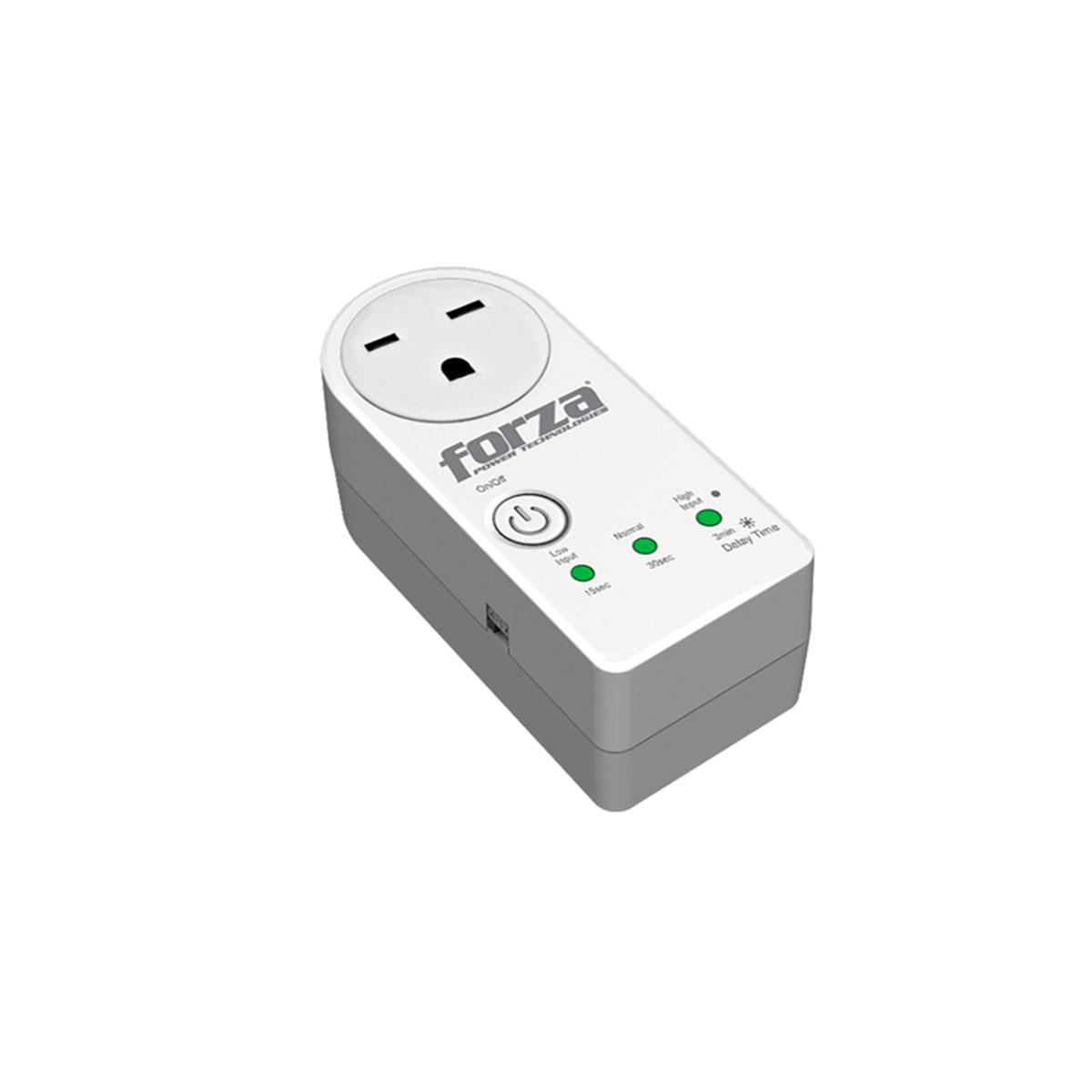 Protector de Voltaje Forza 3300VA 220V 1 Toma FVP-3302B