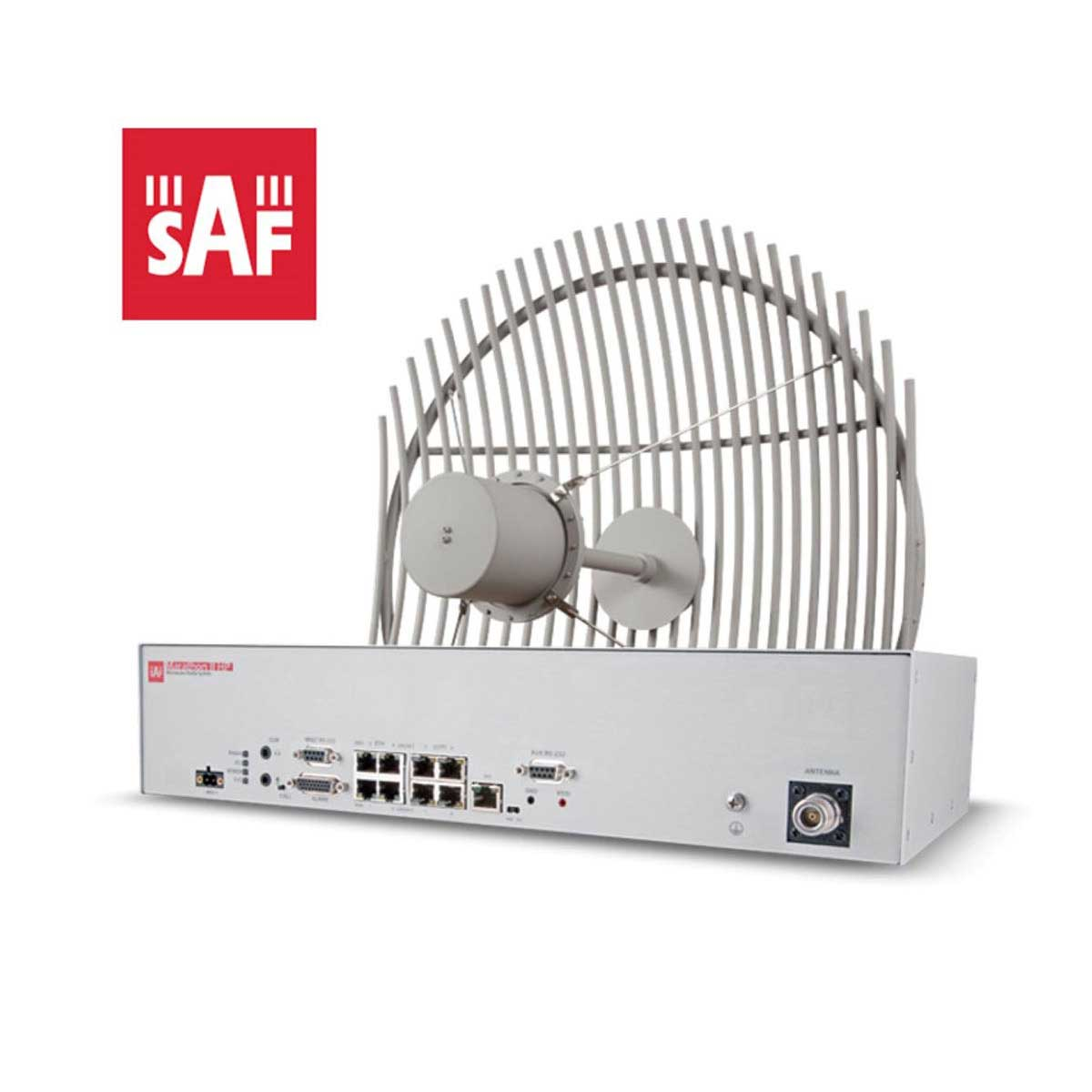 Radio enlace SAF CFIP Marathon II  Sistema FIDU