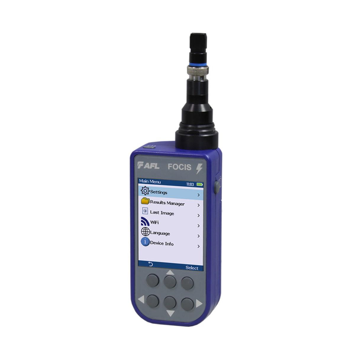 Sistema de inspección de conectores multifibra AFL FOCIS Lightning FOCIS-LTNG-N