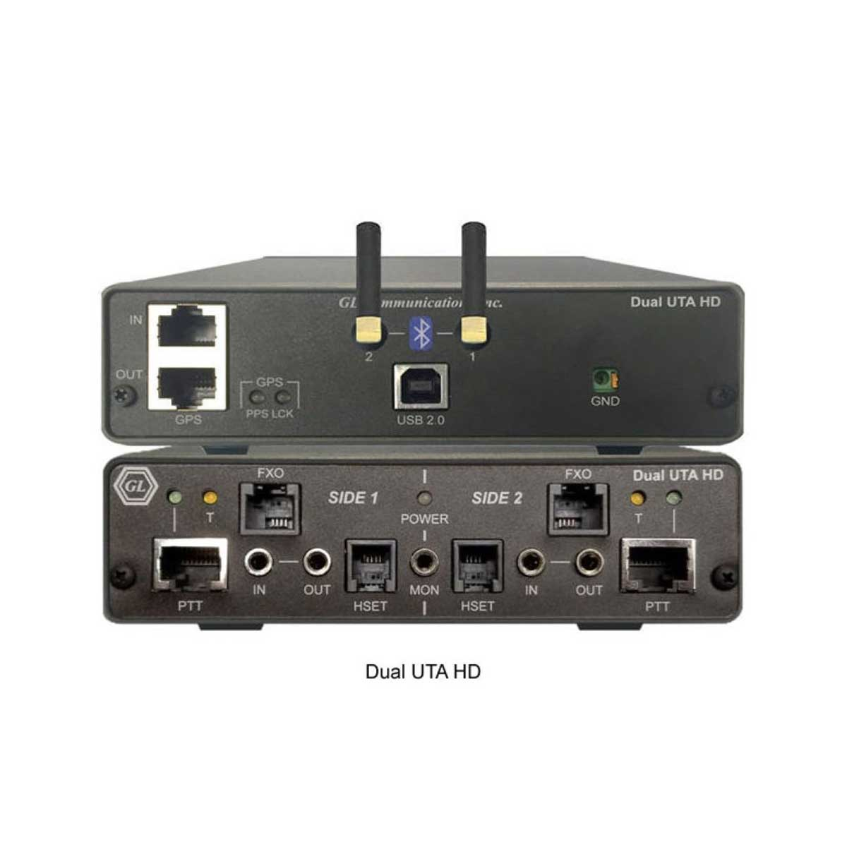 VQuaD Dual UTA HD GL Communications