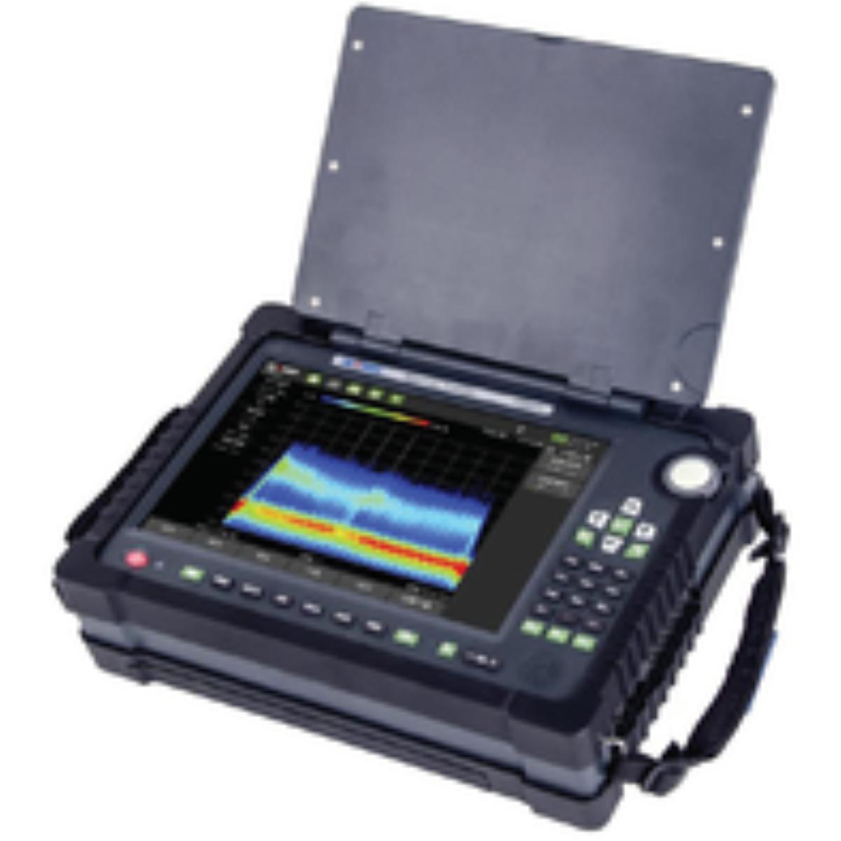 Analizador de espectro portátil 5G Deviser E8900A 9 kHz a 9 GHz