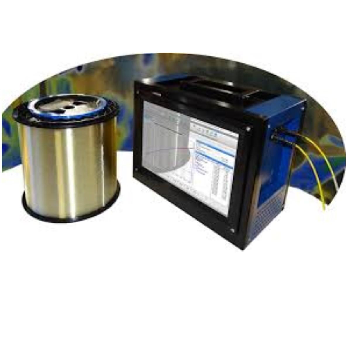 Medicion de Dispersión Cromatica de campo  y PMD PE Fiberoptics  FP5000