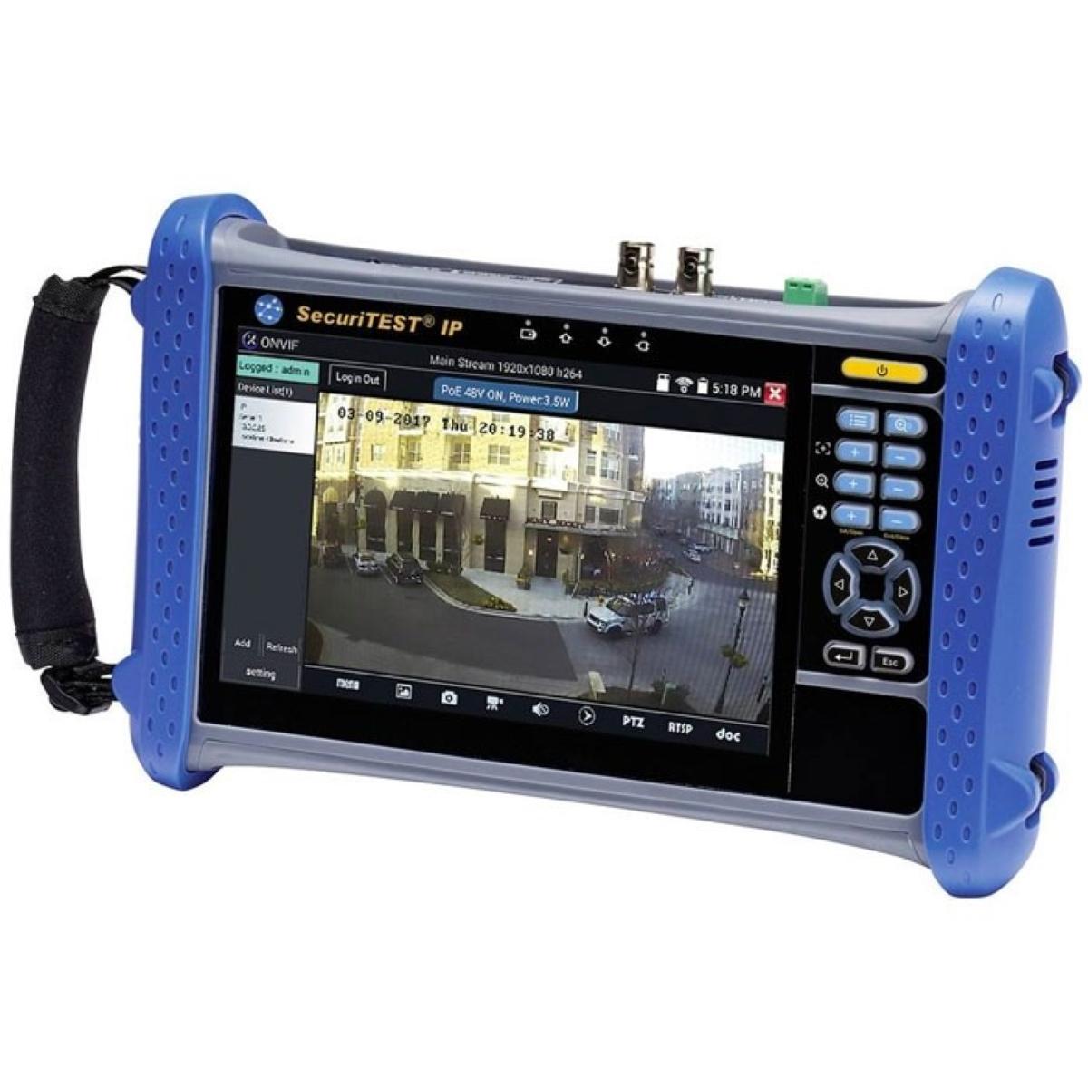 Comprobador de CCTV IDEAL  SECURITEST IP R171000 SECURITESTIP-R171000