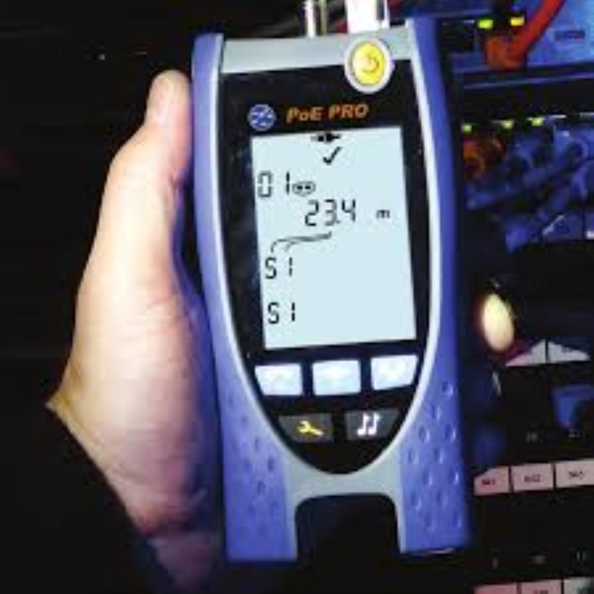 Verificador de cables IDEAL POE PRO R158004