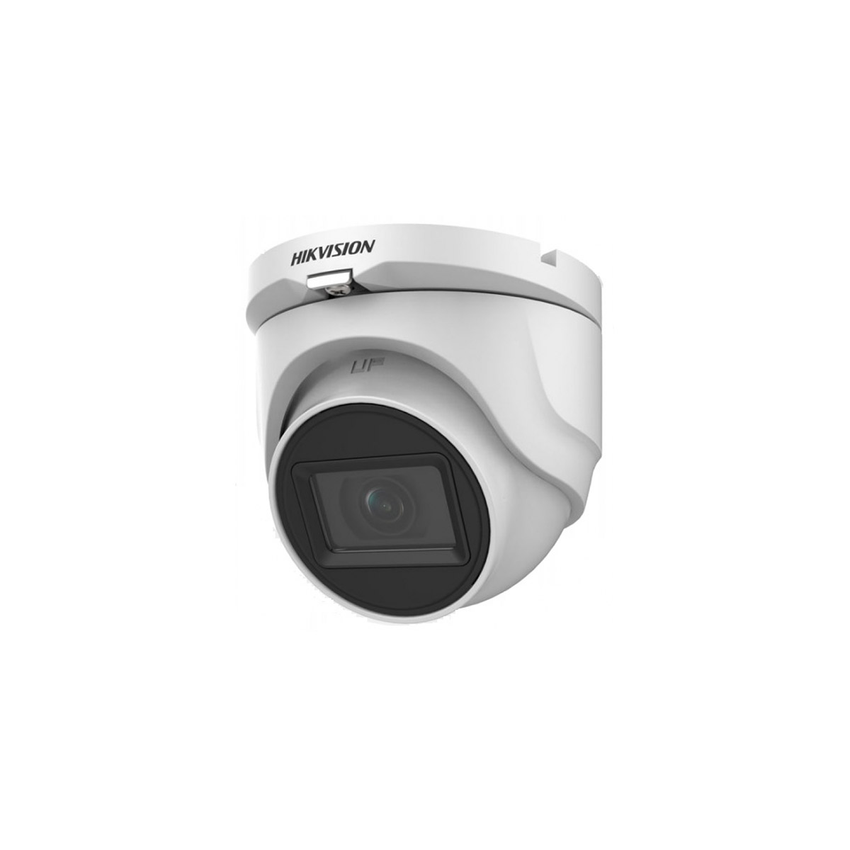 Cámara Hikvision DS-2CE76H0T-ITMF 5MP Tipo Domo