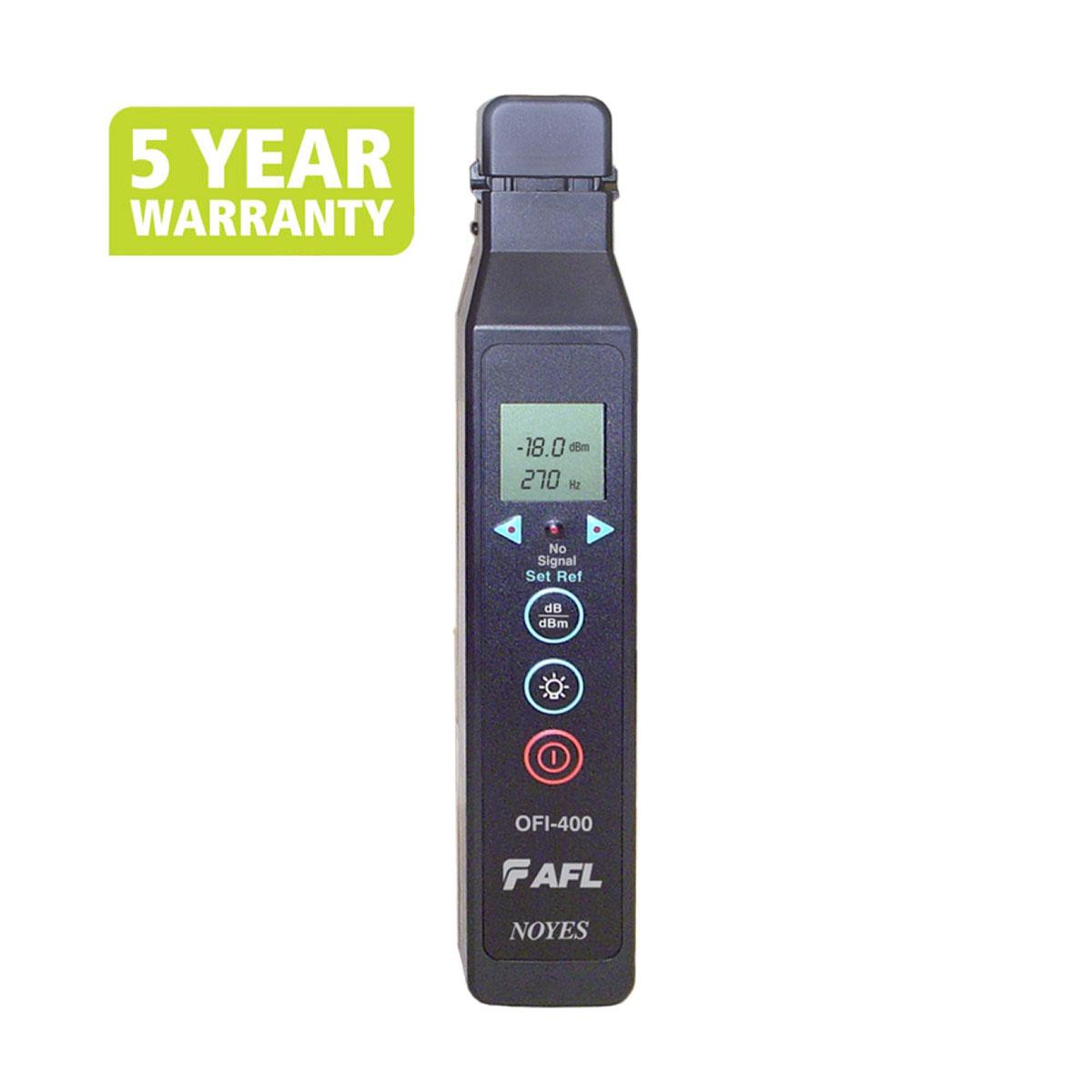 Identificador de fibra óptica AFL OFI-400 OFI-400