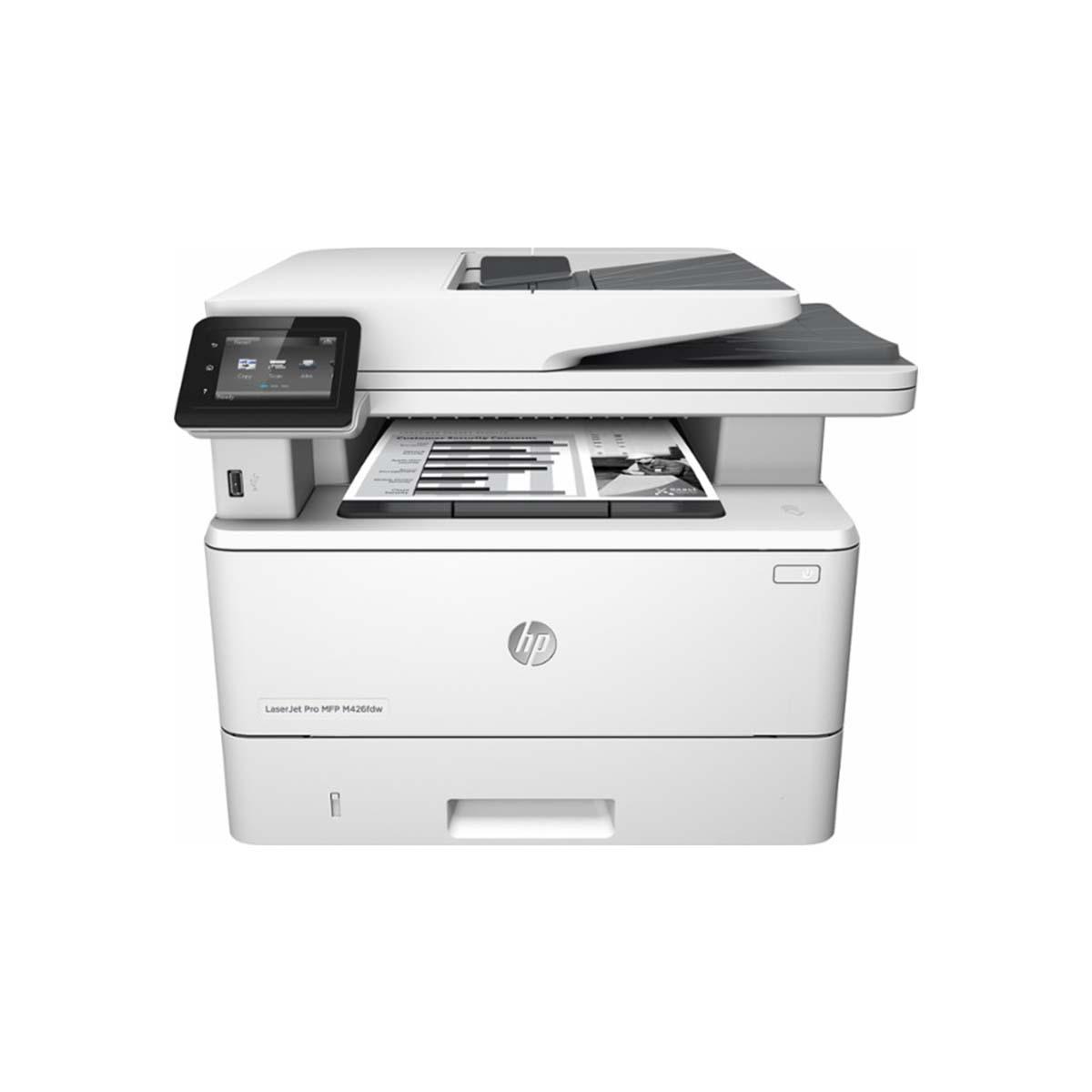 Impresora HP LaserJet Pro M428fdw