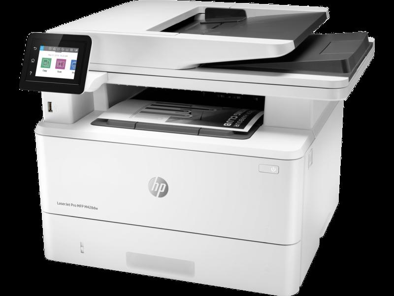Impresora HP LaserJet Pro M428dw