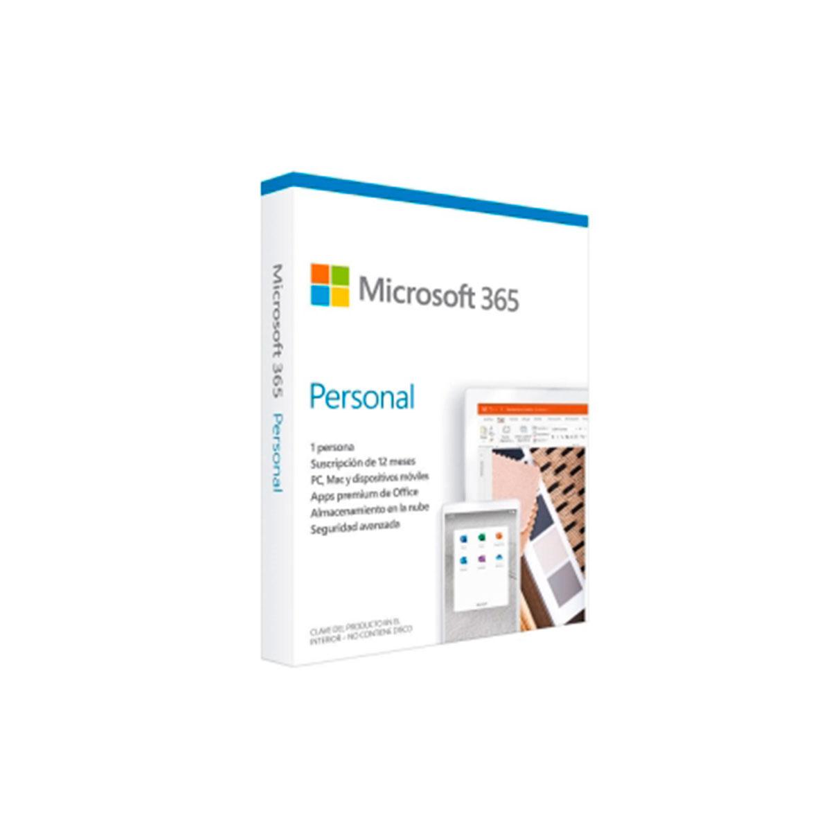 Microsoft 365 Personal Español