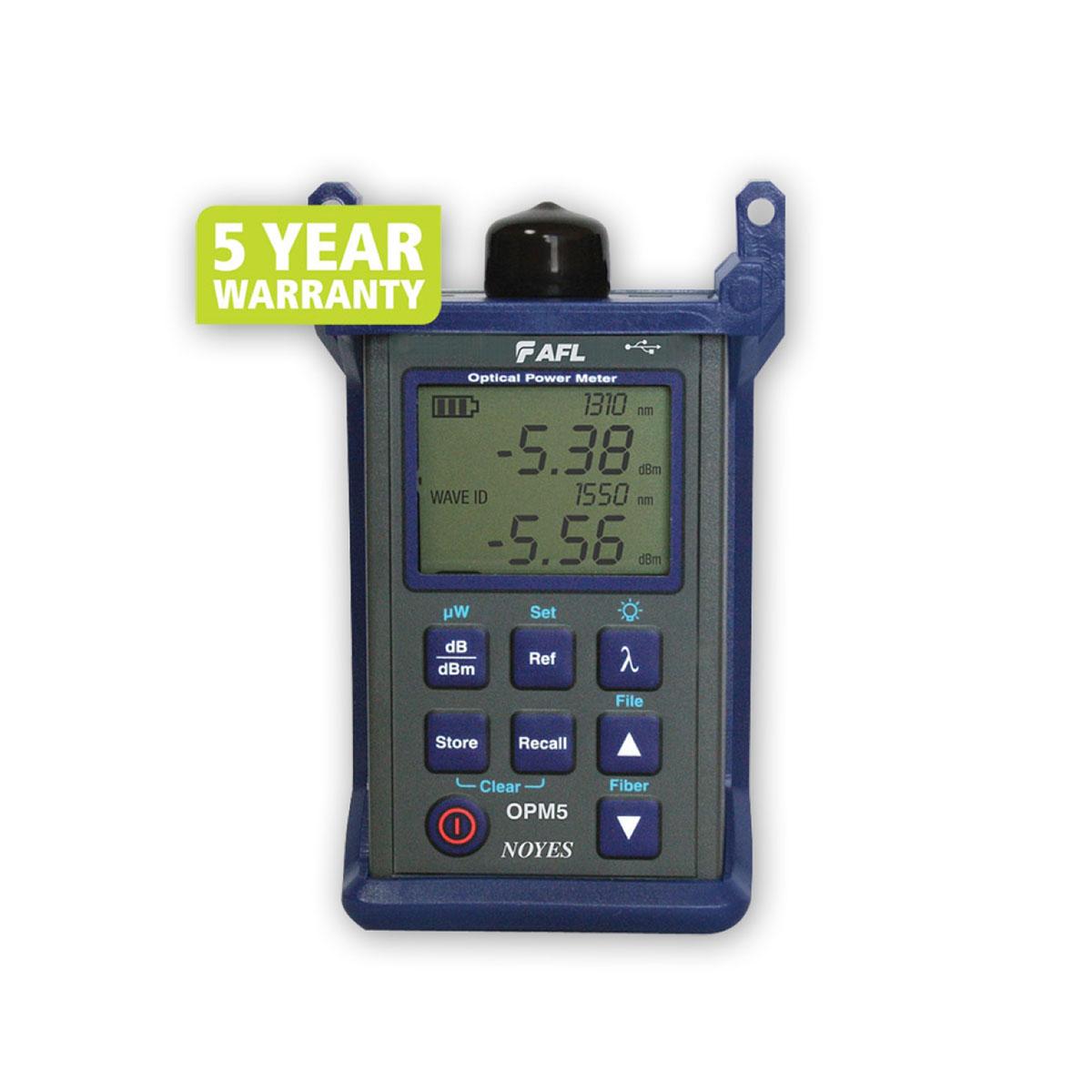 Medidor de potencia optico AFL OPM 5-4D OLS7