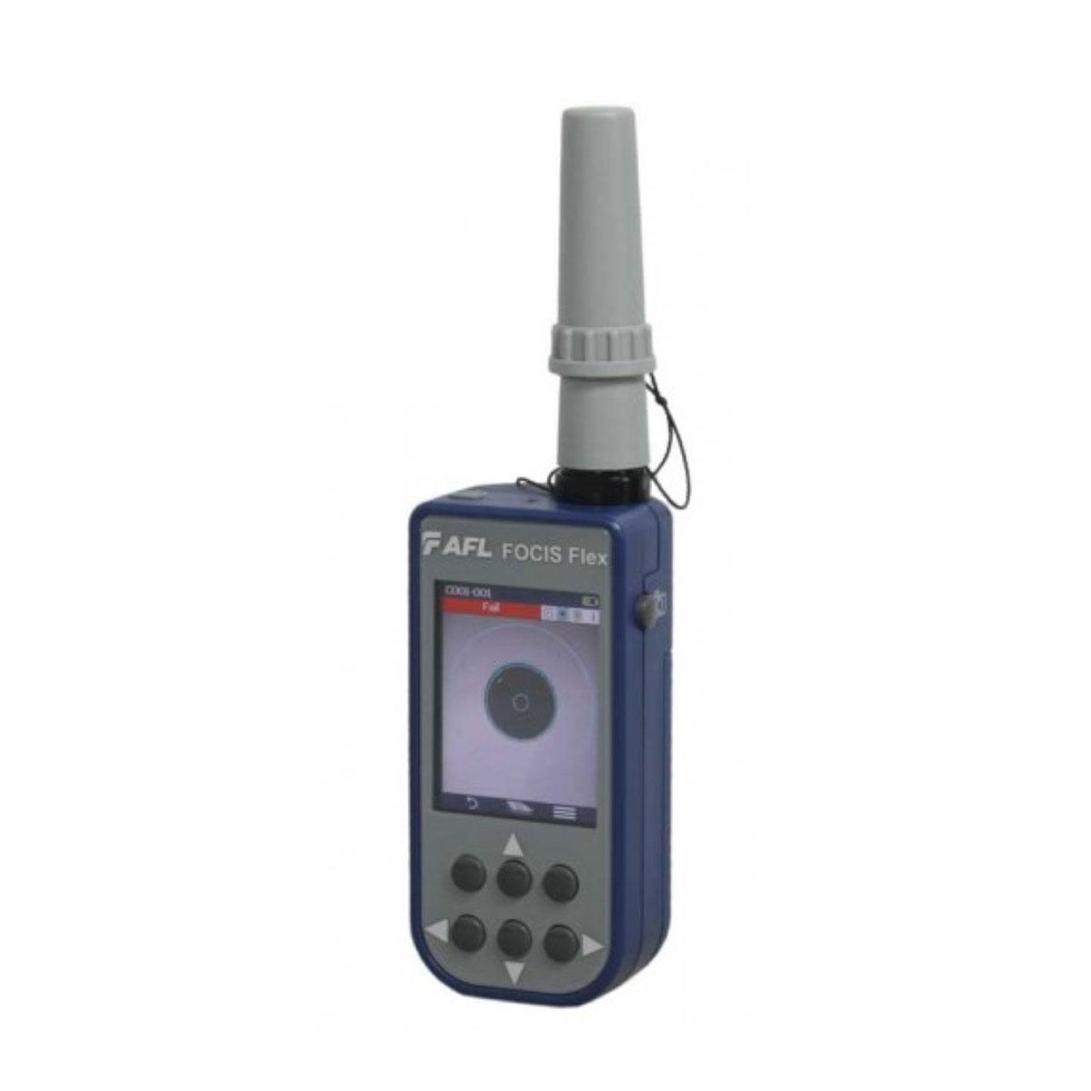 Sistema de inspección de conectores de fibra optica AFL FOCIS Flex