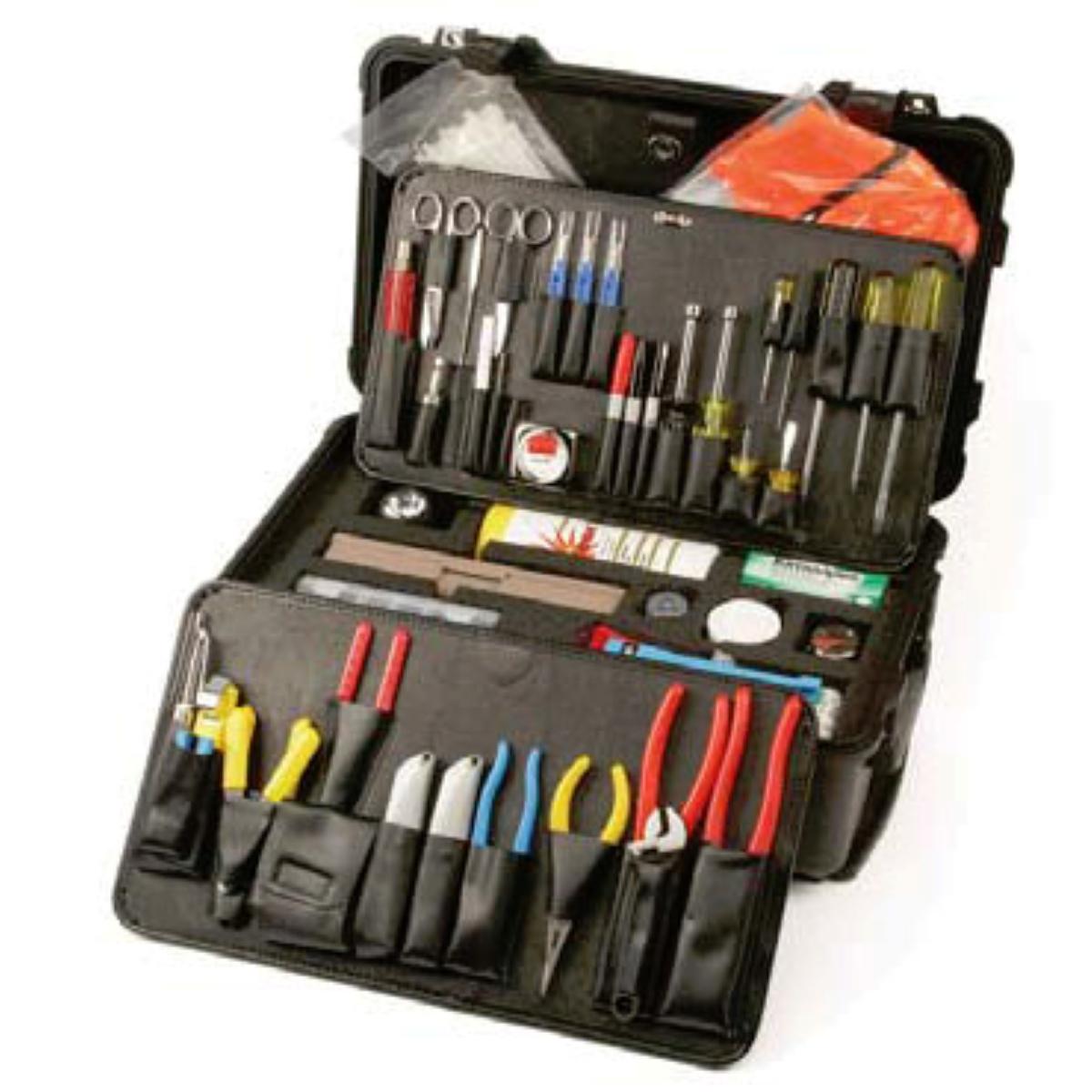 Kit de herramientas avanzado para profesionales de fibra CORNING TKT-FIBERTECH-PRO TKT-FIBERTECH-PRO