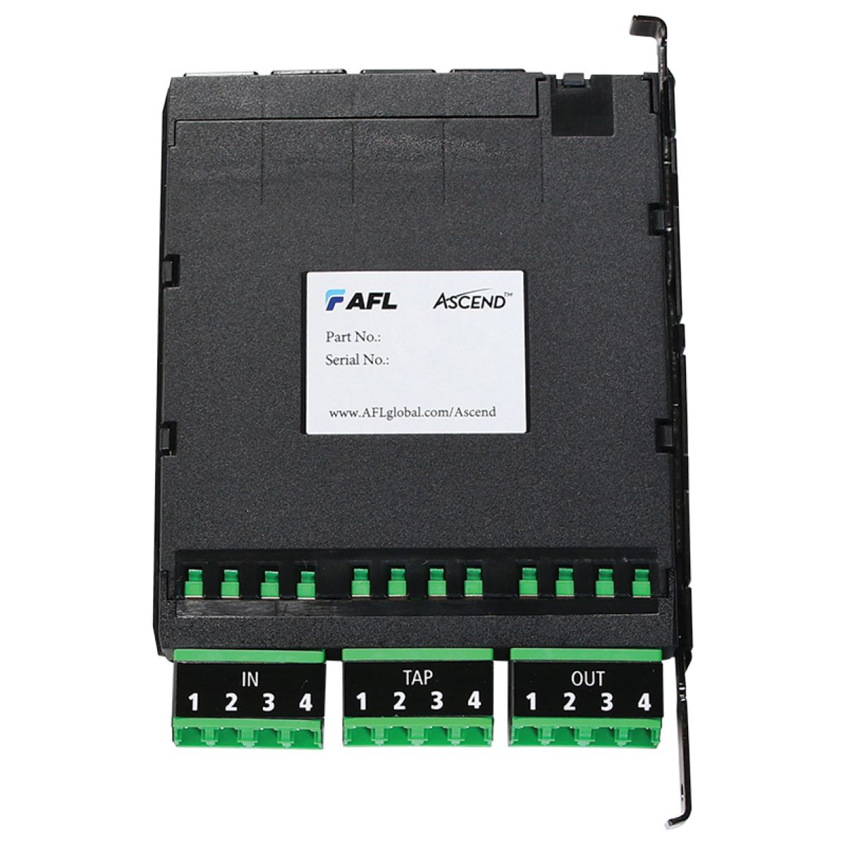 Casetes TAP AFL ASCEND A8-TC-1-1-XXX-50-1