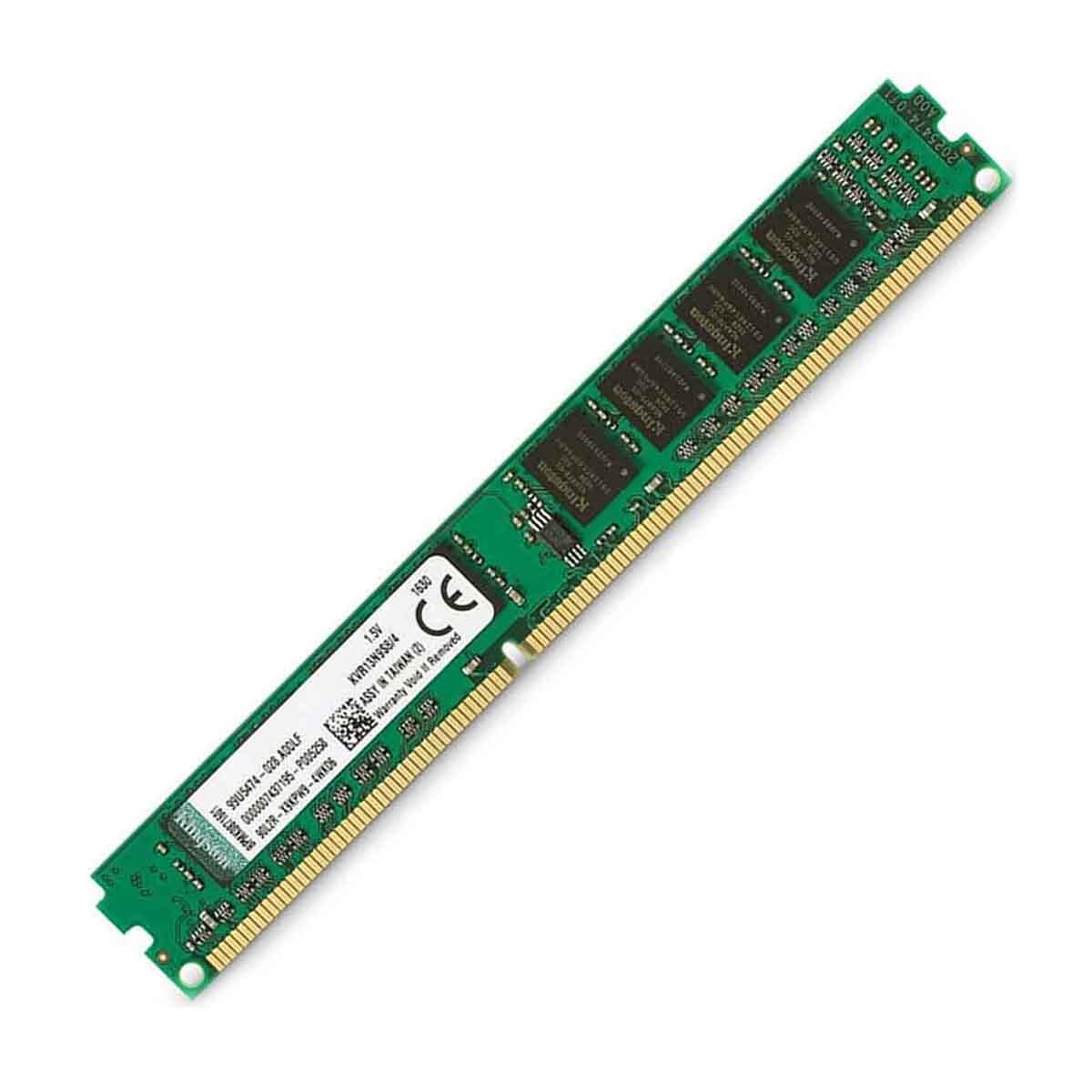 KINGSTON MEMORIA 4GB DDR3 1333MHz PC KVR13N9S8/4