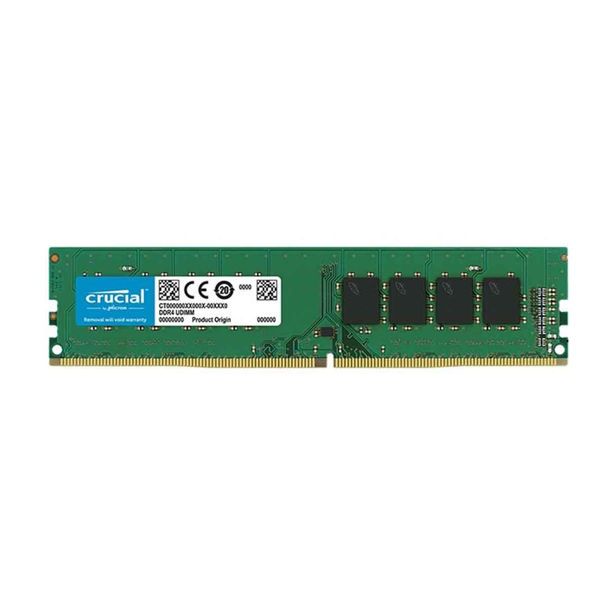 MEMORIA CRUCIAL 16GB DDR4 2666 UDIMM CT16G4DFRA266