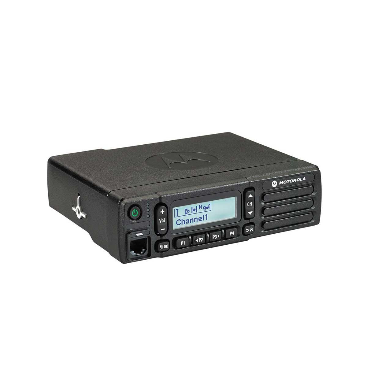 Radio Motorola DEM500 Digital LAM02QPH9JA1AN UHF 403-470 MHZ de 40W