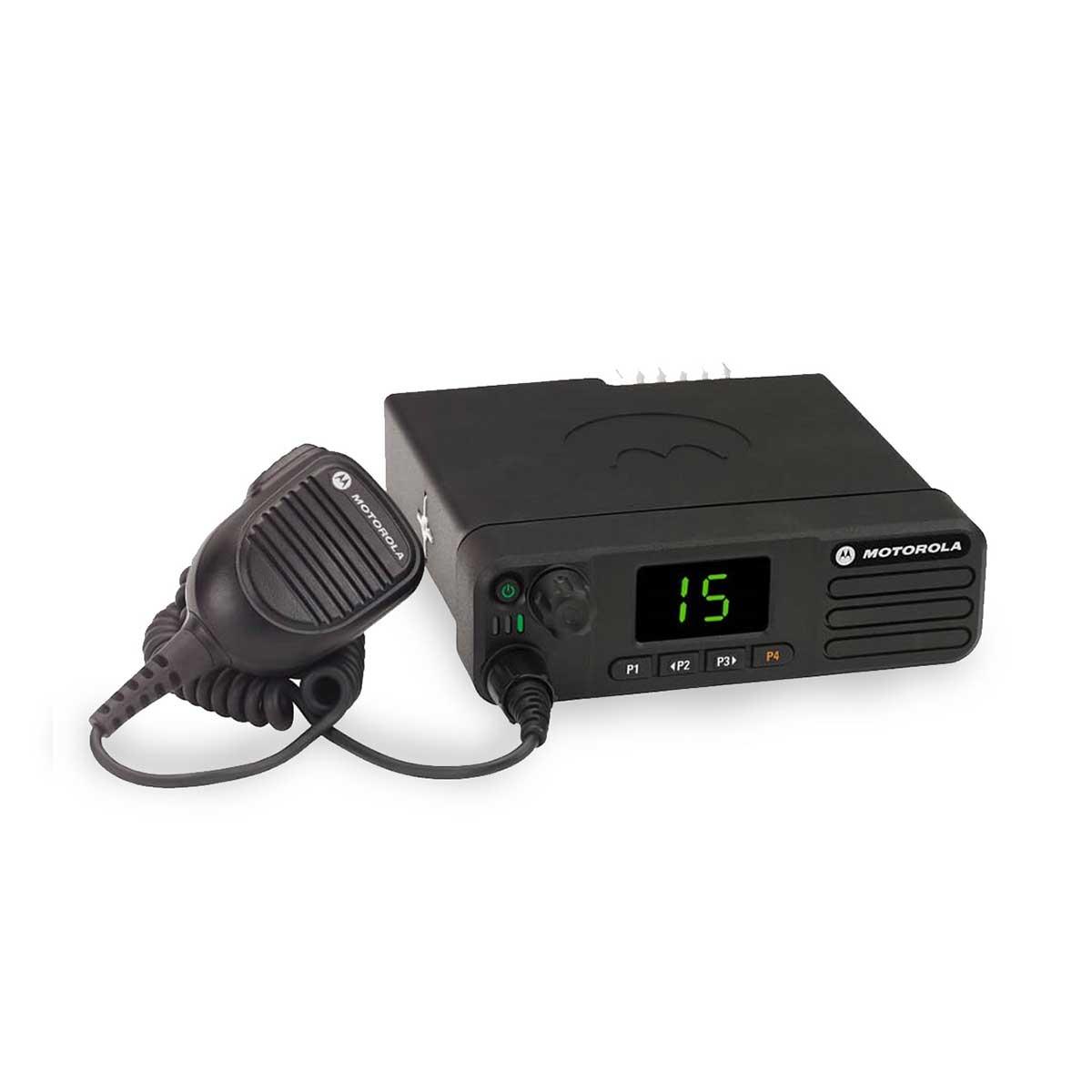 Radio Motorola DGM5000e Digital LAM28TRC9SA1AN UHF 450-527 MHZ de 40W