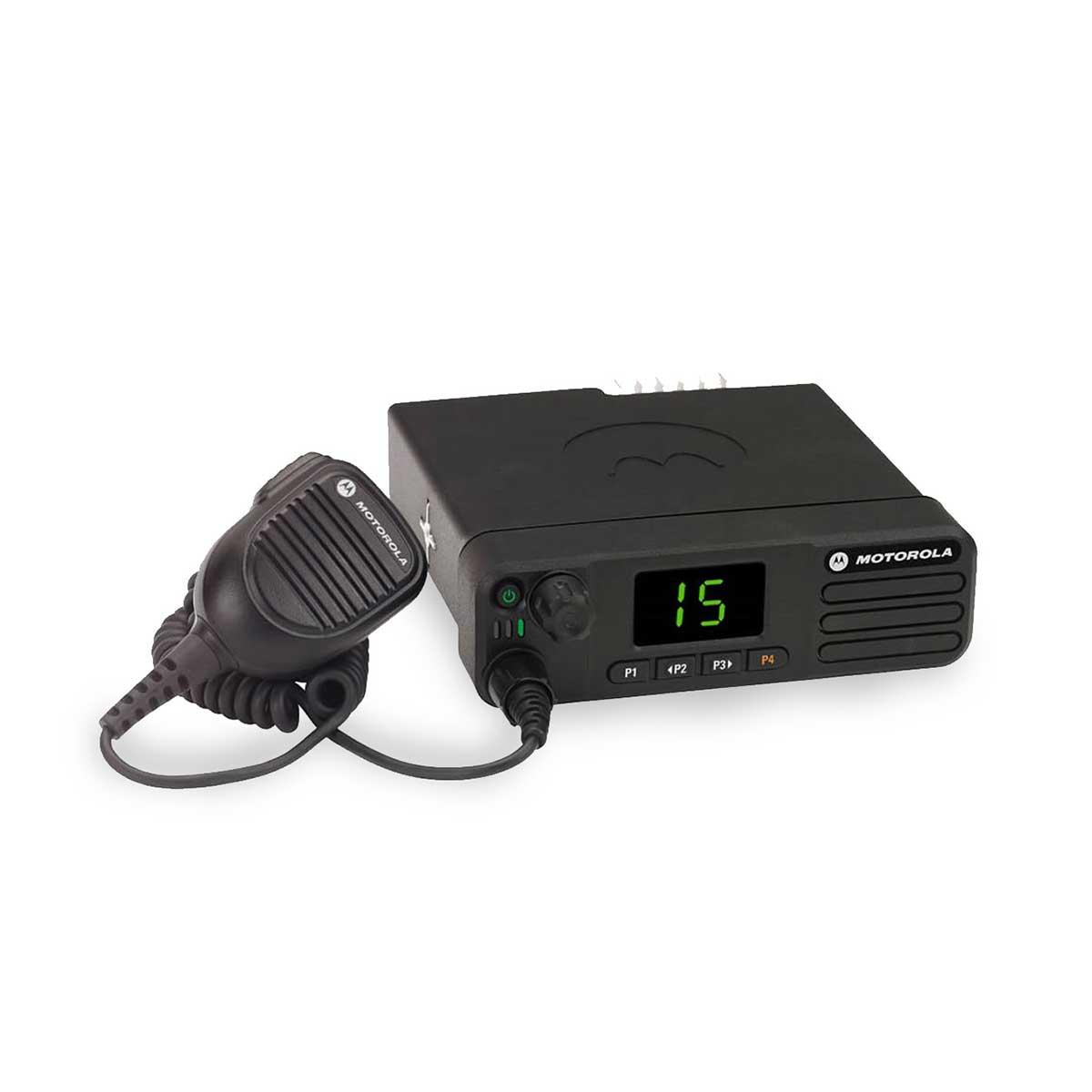 Radio Motorola DGM8000 Digital LAM28JQC9KA1AN VHF 136-174MHZ de 45W