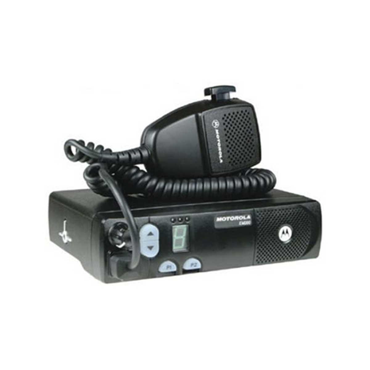 Radio Motorola EM200 Analógico LAM50RNC9AA1AN UHF 438-470 MHz