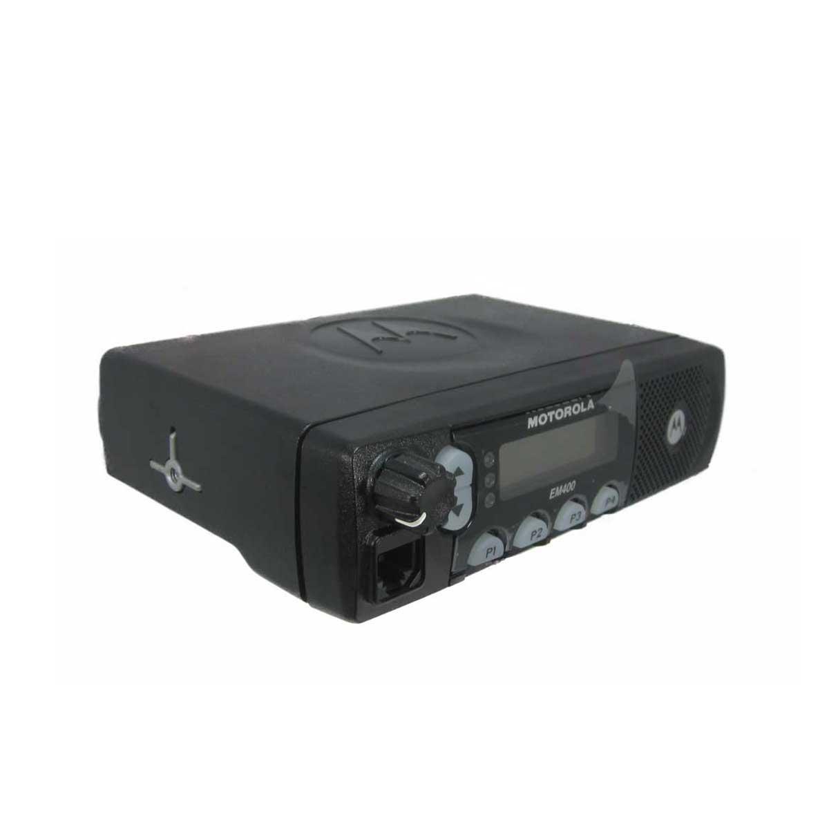 Radio Motorola EM400 Analógico LAM50QNF9AA1AN UHF 403-440 MHz