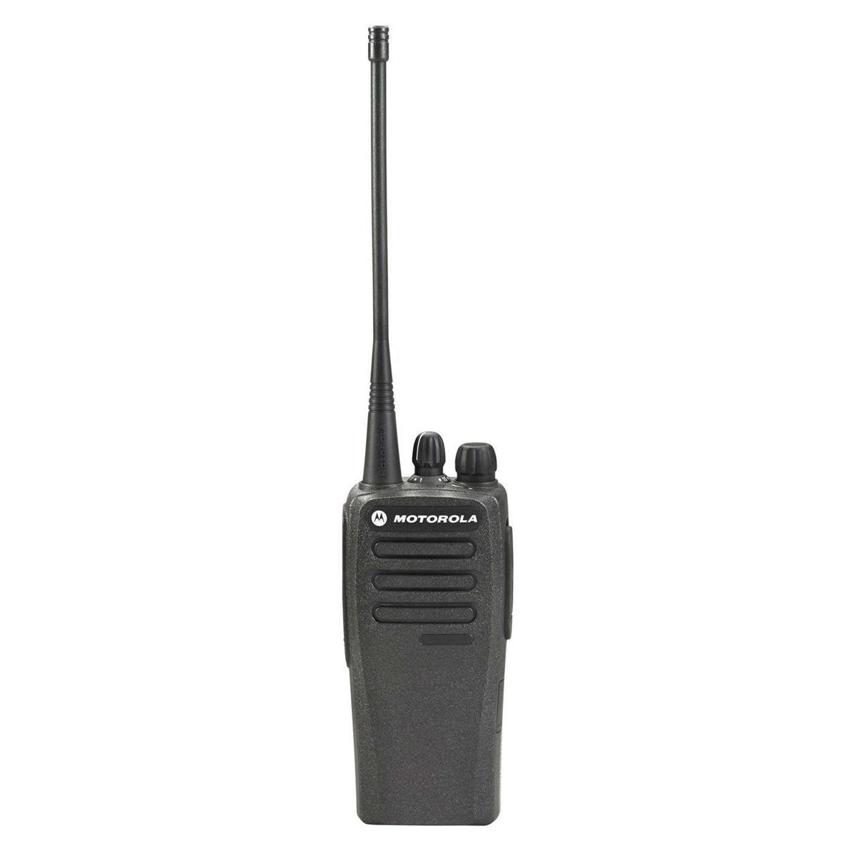 Radio Motorola DEP450 Analógico LAH01QDC9JC2AN UHF 403-470 MHz
