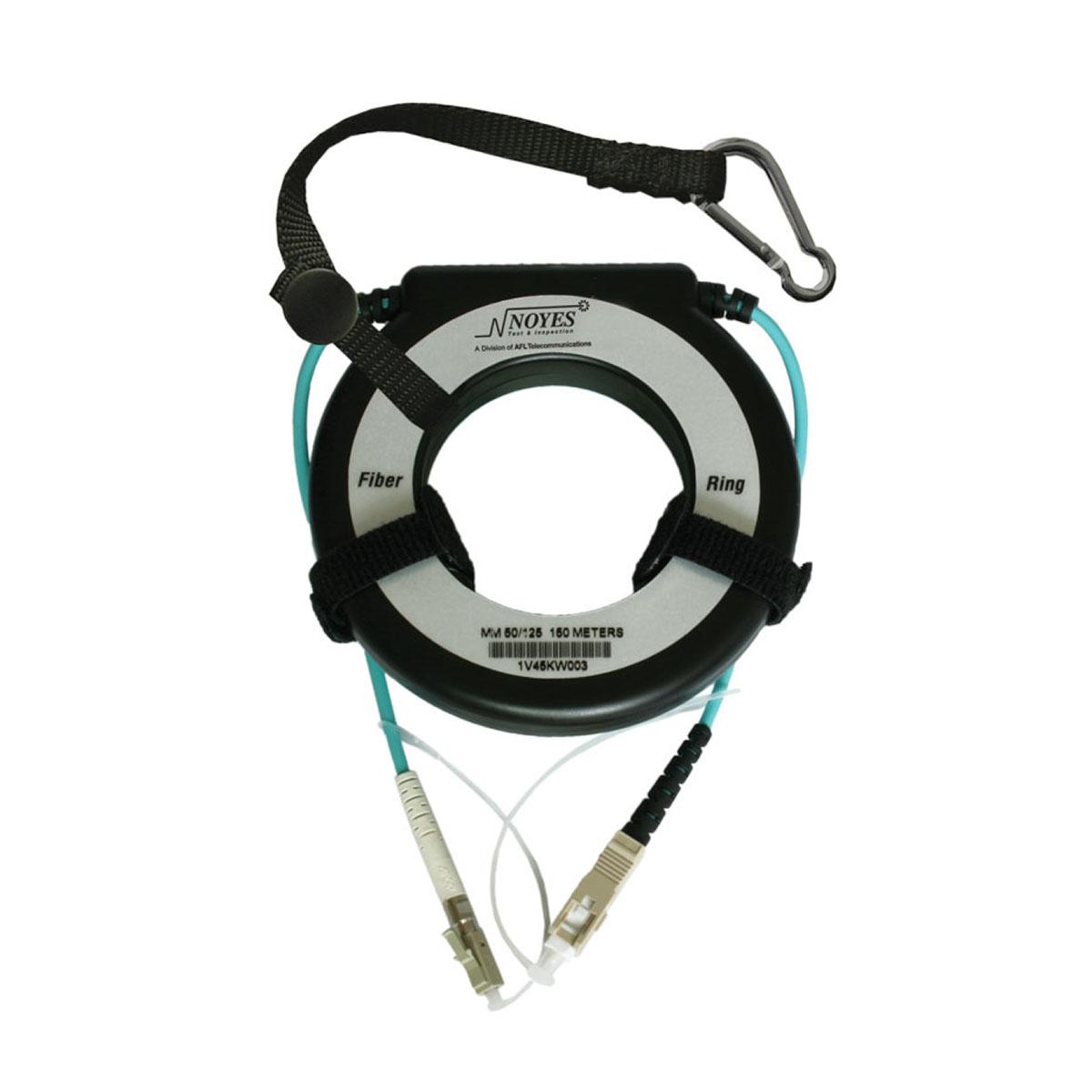 Bobina de Fibra óptica BI-SM AFL para OTDR FR-BIF-150-CC1-CC2