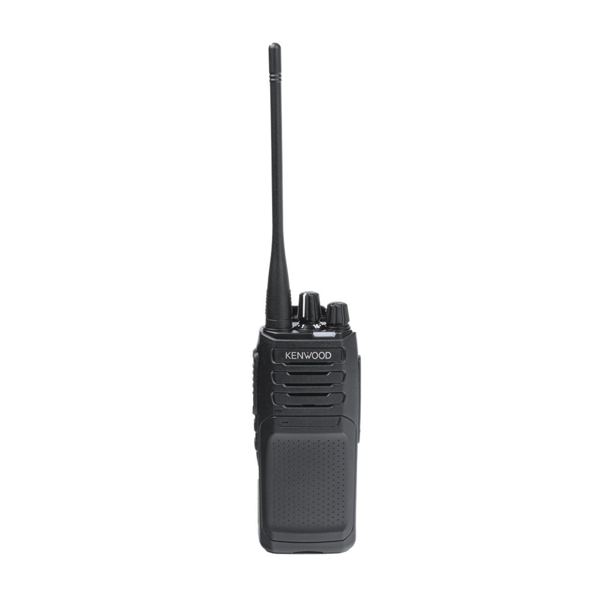 Radio KENWOOD NX-1300 Digital UHF 450-520 MHz sin pantalla y sin teclado