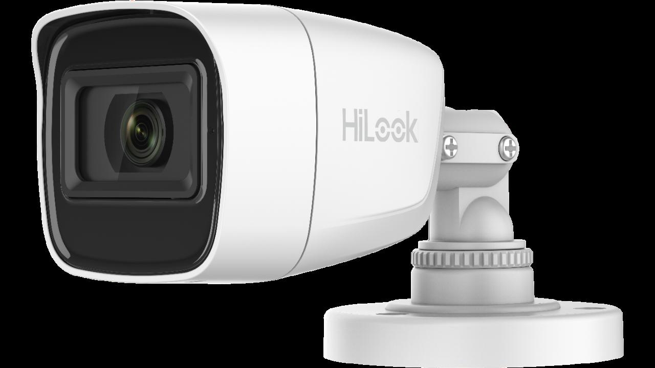 Cámara HiLook THC-B120-MS 2MP Tipo Domo