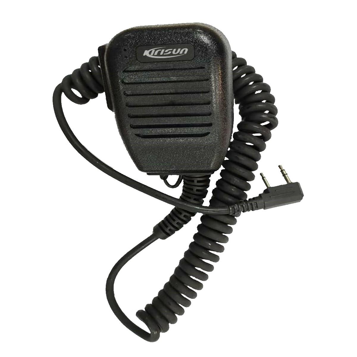 Micrófono Kirisun parlante de solapa KME-212